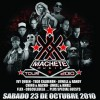 Machete Music Tour Oct 23rd