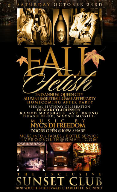 Fall Fetish October 23rd