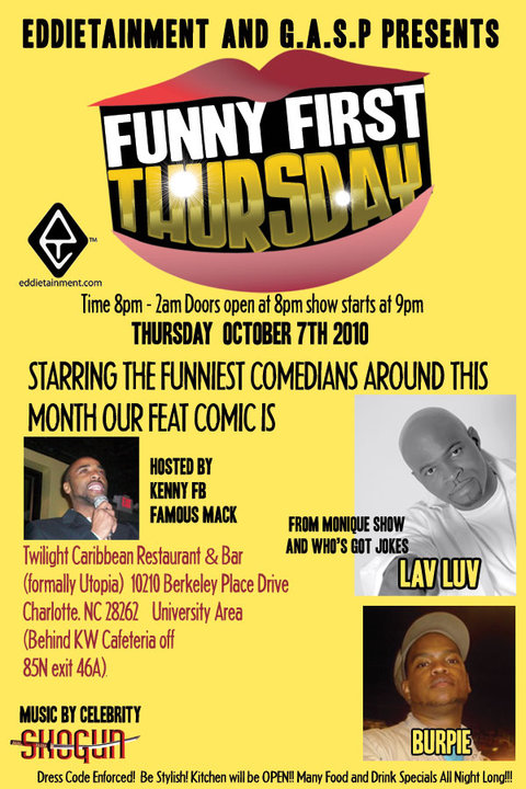 Funny First Thursday