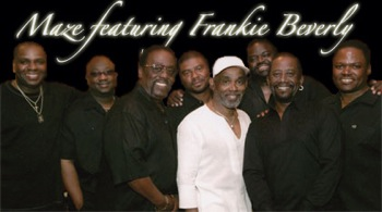 MAZE Featuring Frankie Beverly Oct 22nd