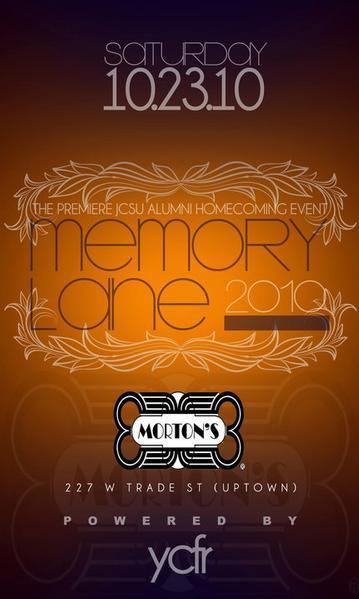Memory Lane: JCSU Alumni Homecoming Party
