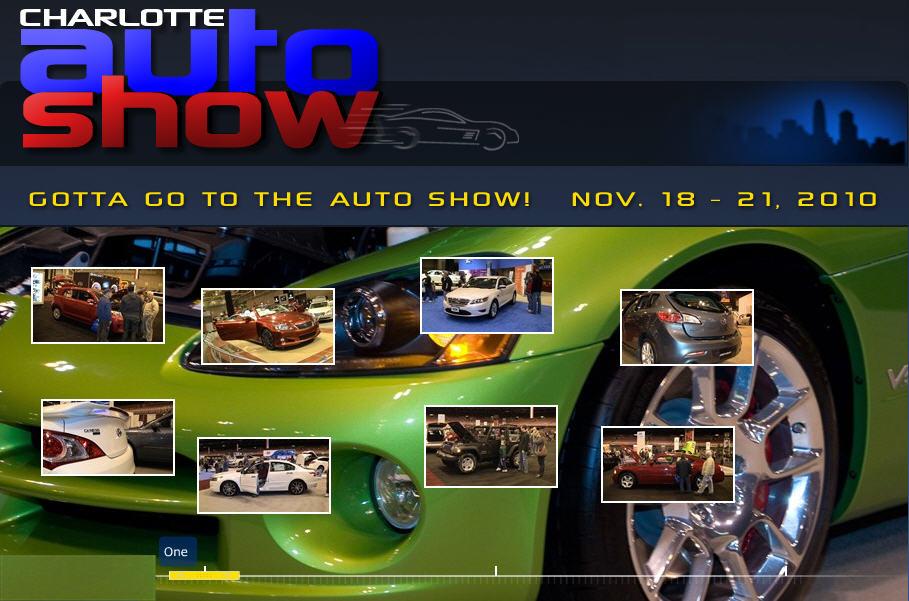 Charlotte International Auto Show Nov 18th-21st