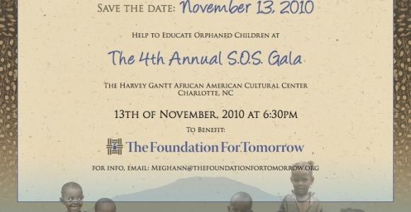 4th Annual South of the Sahara (S.O.S) Gala