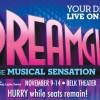 Dreamgirls November 9th – 14th