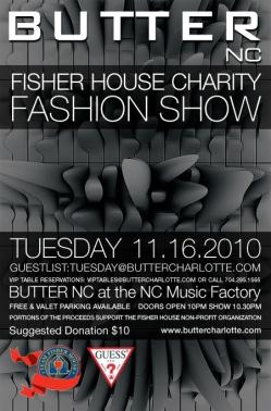 Fisher House Fashion Show