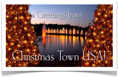 mcadenville christmas town usa dec 1st 26th