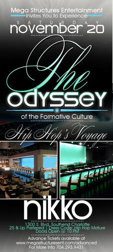 The Odyssey of the Formative Culture ~ Hip Hop's Voyage