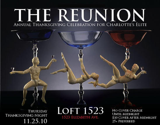 The Reunion Annual Thanksgiving Celebration For Charlotte's Elite