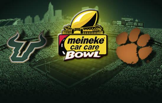 2010 Meineke Car Care Bowl Dec 31st