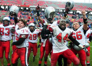 Butler High School 2010 4AA Football State Champions