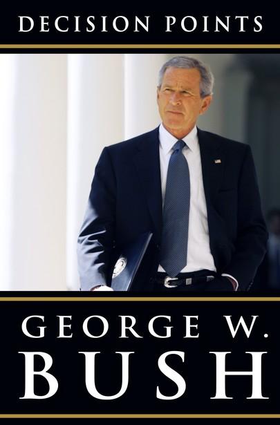George Bush Book Signing Monday, Dec 20th