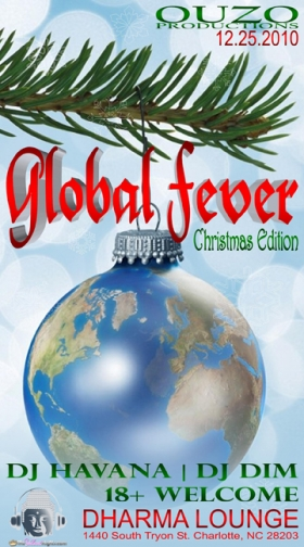Global Fever Columbia Edition