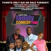 Radio One Comedy Tour 2010 Dec 19th