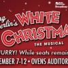 White Christmas The Musical Dec 7th – 12th