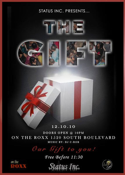 The Gift @ On the Roxx Southend