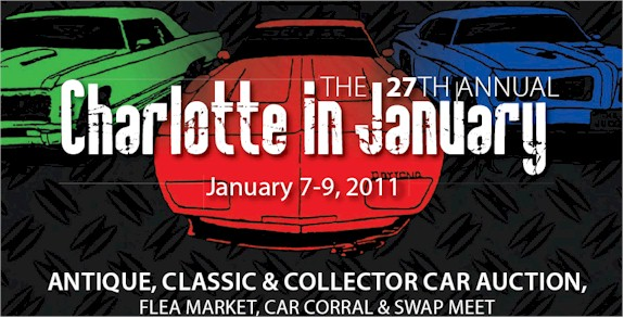 27th Annual Charlotte In January Autofest
