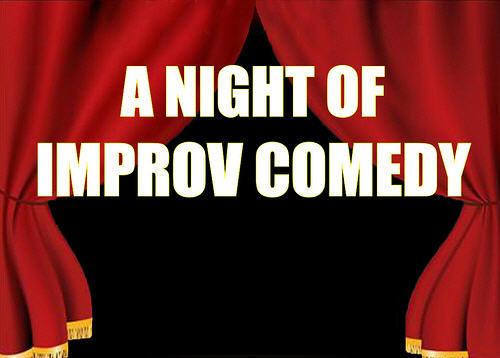 Improv Comedy Show Every Fri & Sat