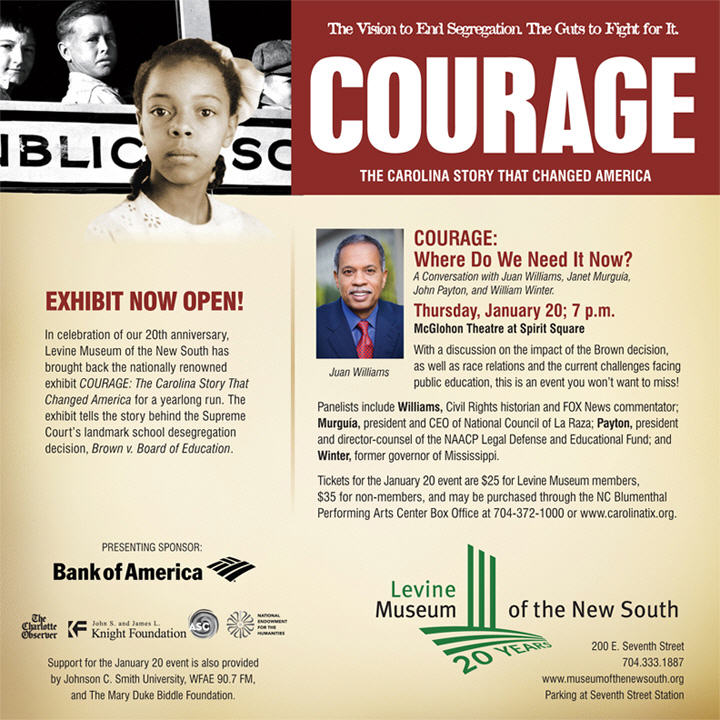 COURAGE: Where Do We Need It Now?