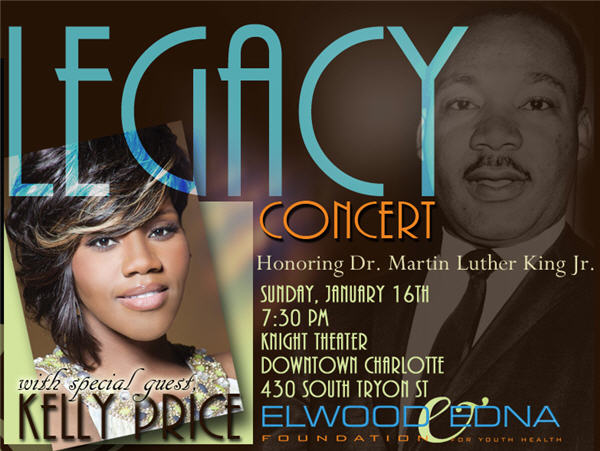 Legacy Concert – January 16th