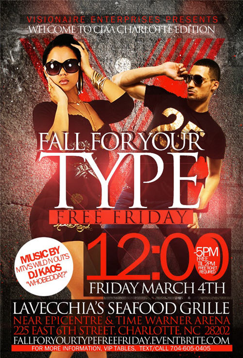 2011 CIAA Parties & Events Friday