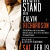 One Night Stand with Calvin Richardson Feb 19
