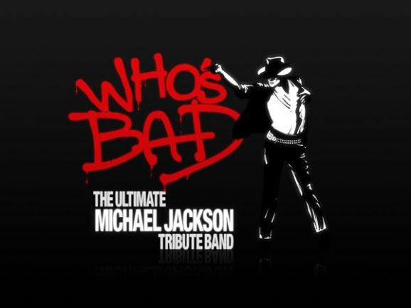 Who's Bad – Michael Jackson Tribute Band Feb 18