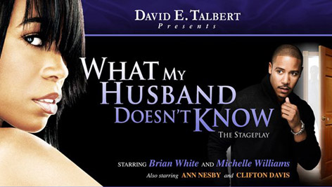 What My Husband Doesn't Know Feb 5th & 6th