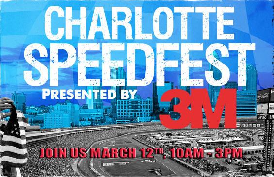 Charlotte SpeedFest March 12th