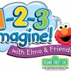 Sesame Street Live: 1-2-3 Imagine! With Elmo & Friends