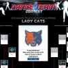 Lady Cats 2011 NBA Dance Team Champions