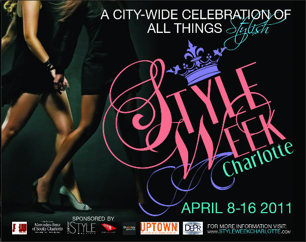 Style Week Charlotte April 8th-16th