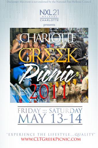 Charlotte Greek Picnic May 13th & 14th