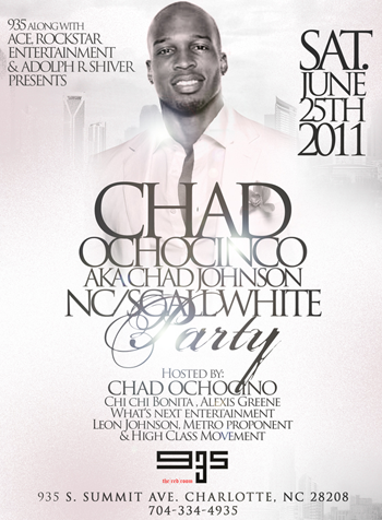 3rd Annual NC/SC All White Party June 25th