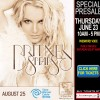 Britney Spears August 25th