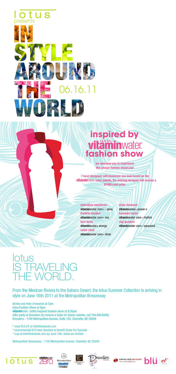 Night of Fashion @ The Metropolitan June 16th