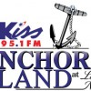 Kiss 95.1 Anchor Island Every Saturday