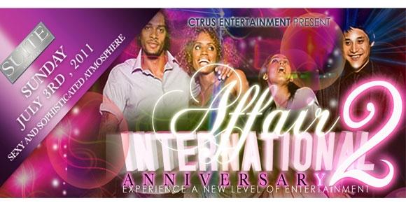 Affair International 2 July 3rd