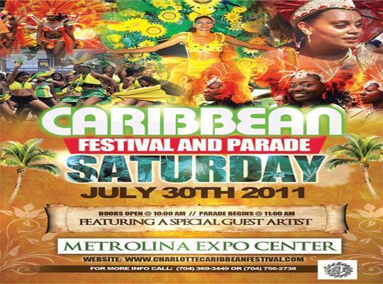 2011 Caribbean Festival & Parade July 30th