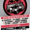 Red Bull Thre3Style July 14th