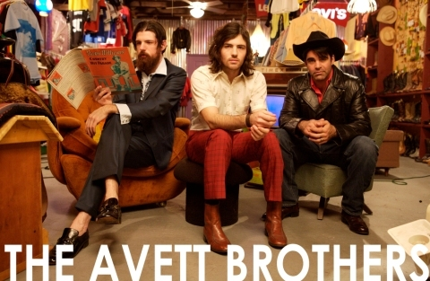 Avett Brothers Live from Red Rocks July 9th