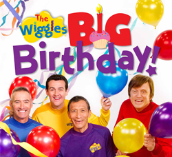 The Wiggles July 13th