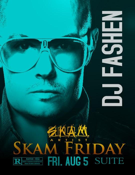 DJ Fashen @ Suite
