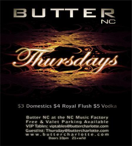 Butter Thursdays
