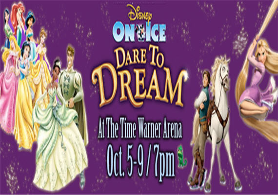 Disney On Ice Dare To Dream Oct 5 9