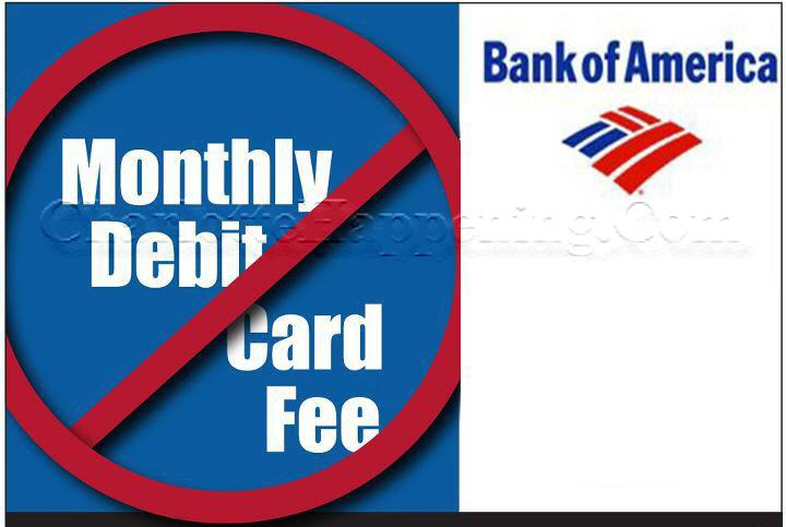 Bank of America Cancels Plan for $5 Debit-Card Fee