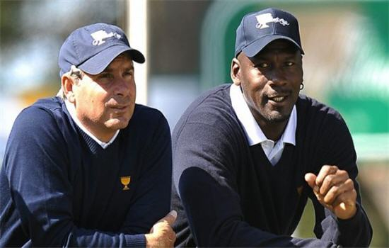 Michael Jordan Leaves Presidents Cup Role