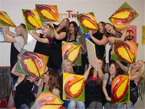 Painting With A Twist Bogo Anniversary Special