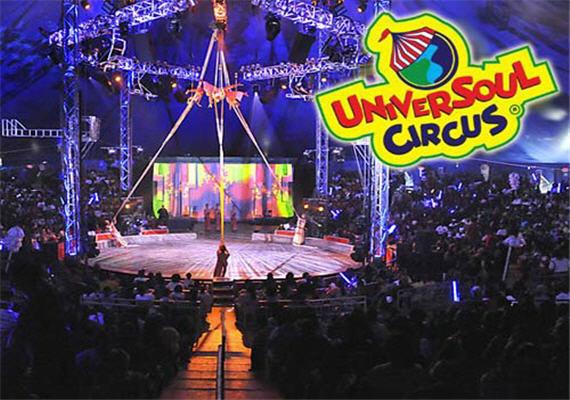 UniverSoul Circus 2011