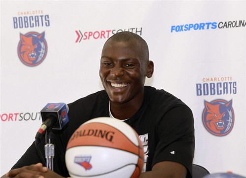 Bismack Biyombo Agrees to $1.5M Buyout; Free to Join Bobcats