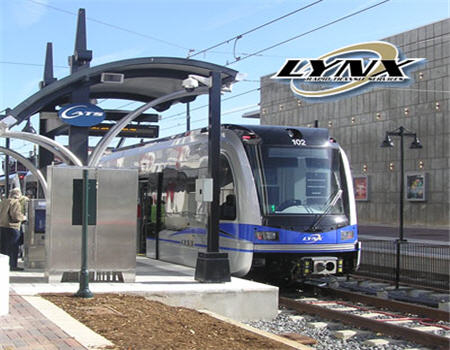 CATS Receives Record of Decision for Blue Line Light Rail Extension